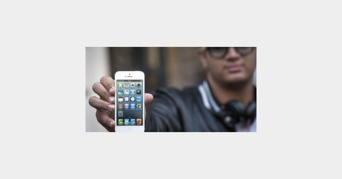 apple iphone consomme plus d 233 nergie qu un frigo