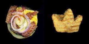 Jon Feinstein, l'homme qui scanne de la junk food - photos