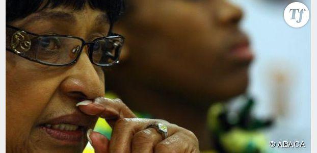 Winnie Mandela, le combat d'une femme politique
