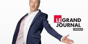 Grand Journal : revoir les débuts d'Antoine de Caunes – Replay