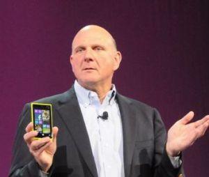 Microsoft : retraite imminente pour Steve Ballmer