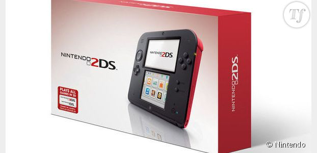 Nintendo 2DS : date de sortie et prix de la console en France