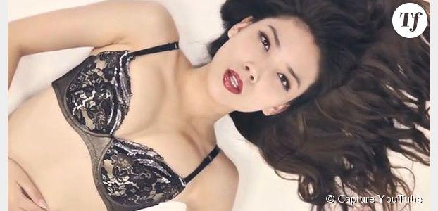 Sexy Mandarin : les cours de chinois avec des femmes en sous-vêtements - vidéo