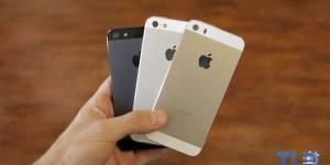 iPhone 5S : la couleur champagne fait scandale
