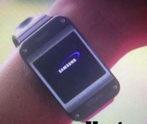 Galaxy Gear : la montre de Samsung se dévoile  avant la conférence
