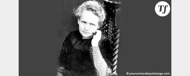 Marie Curie à l'honneur pour la Journée Internationale des Femmes