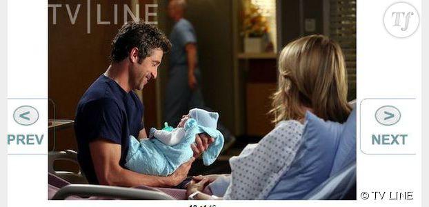 Grey's Anatomy Saison 10 : une première photo promotionnelle (spoilers)