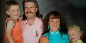 Nintendo et coupe mulet : une famille canadienne vit comme en 1986 - vidéo