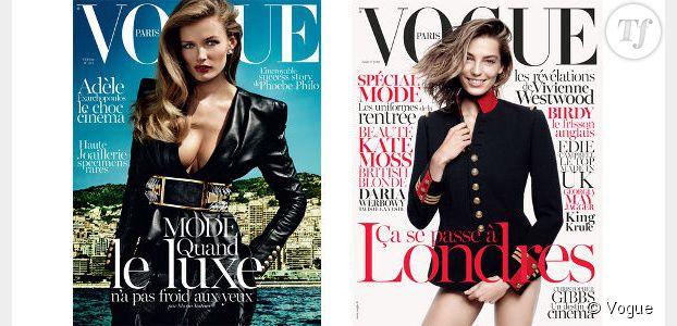 """Quand """"Vogue"""" explique que les photos de mode sont truquées aux collégiens"""
