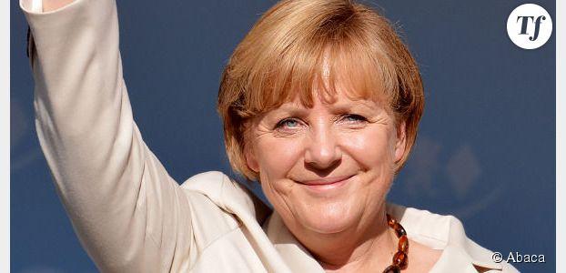 """Angela Merkel adore faire la cuisine et les """"beaux yeux"""" des hommes"""