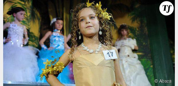 Mini-miss : une mère anglaise défend les concours de beauté pour enfants