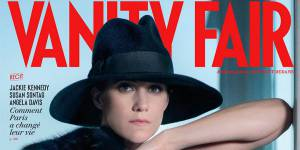 """Charlotte Gainsbourg dans """"Vanity Fair"""" : Twitter crie à l'abus de Photoshop"""