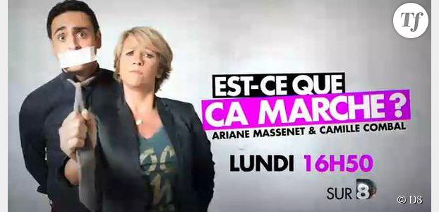 Est-ce que ça marche ? : Moundir avec Ariane Massenet et Camille Combal sur D8