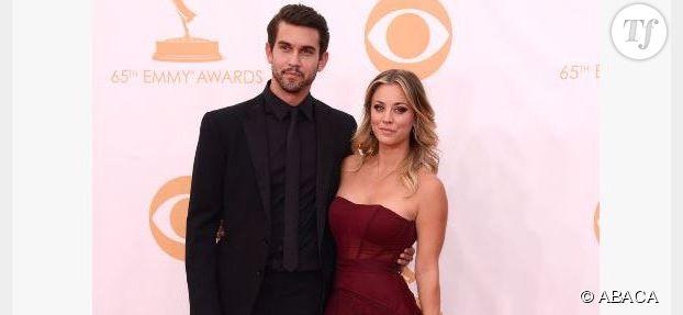 Big Bang Theory : Kaley Cuoco (Penny) est fiancée à Ryan Sweeting