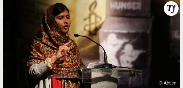 Malala récompensée à Harvard pour son combat pour l'éducation des filles