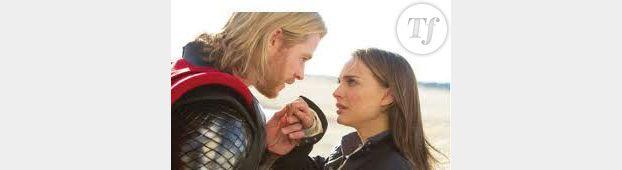 """Thor"": Chris Hemsworth, Natalie Portman et Anthony Hopkins...divins"