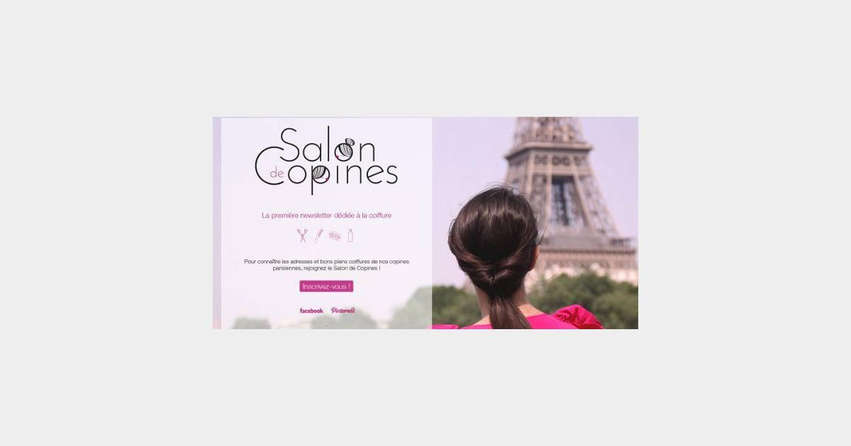 Salon de copines la recherche du coiffeur id al for Salon de coiffure qui recherche apprenti