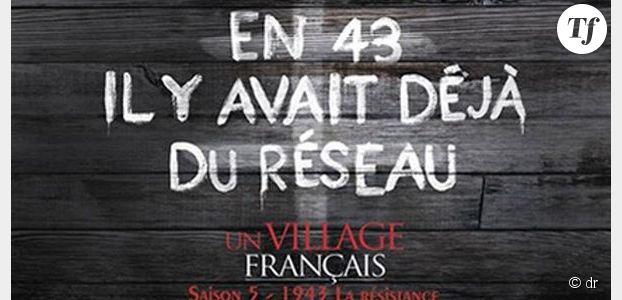 Un village français Saison 5 : épisodes du 8 octobre sur Pluzz Replay