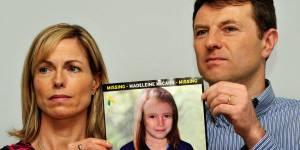 Maddie McCann : une photo du suspect bientôt révélée par Scotland Yard ?