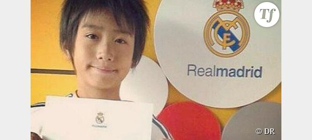 Real Madrid : Pipi (Takuhiro Nakai) le nouveau prodige du football âgé de 9 ans