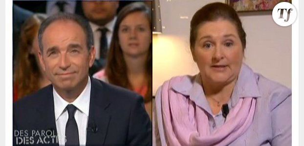 """""""Des paroles et des actes"""" : revoir Isabelle, la chômeuse qui a mouché Copé"""