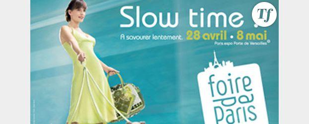 La Foire de Paris 2011 ouvre ses portes sur le thème du Slow Time