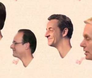 Stromae : Sarkozy, Hollande et Fillon chantent 'Formidable'