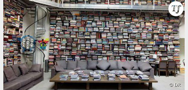 Famous Workspaces : le Tumblr qui montre le bureau des célébrités - photos