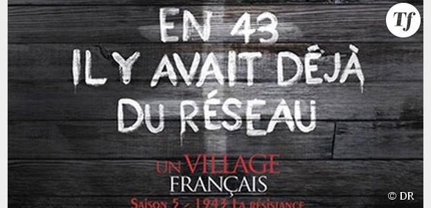 Un village français Saison 5 : épisodes du 22 octobre sur Pluzz Replay