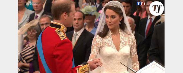 La robe de Kate Middleton conçue par la créatrice Sarah Burton