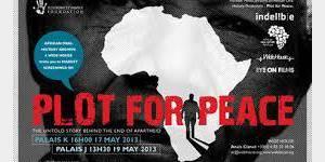 « Plot for Peace » : le film en salle en France