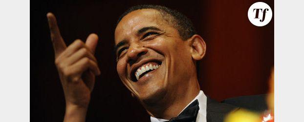 "Barack Obama  se paie Donald Trump grâce au ""Roi Lion"""
