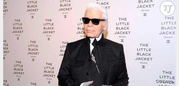 Karl Lagerfeld : une association de femmes rondes porte plainte contre lui