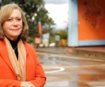 Vicky Colbert : lauréate colombienne du prix WISE 2013 pour l'éducation