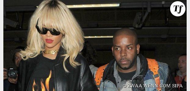 Rihanna: son ex Chris Brown part en cure de désintoxication