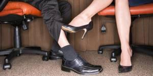 Accident de travail : elle se blesse en faisant l'amour pendant le boulot