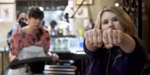 #mamming : pose tes seins sur la table pour le dépistage du cancer