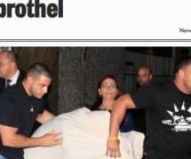 Justin Bieber a été aperçu en train de sortir d'un bordel à Rio