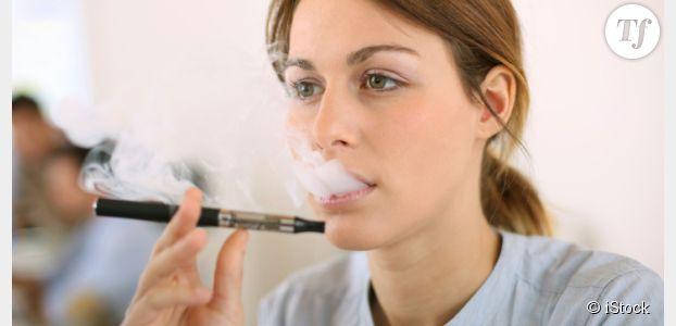 Cigarette électronique : un institut international s'inquiète de ses dangers