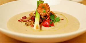 Cinq soupes rapides pour vos déjeuners d'hiver