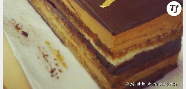 MasterChef 2013: La recette de l'Opéra (dessert)