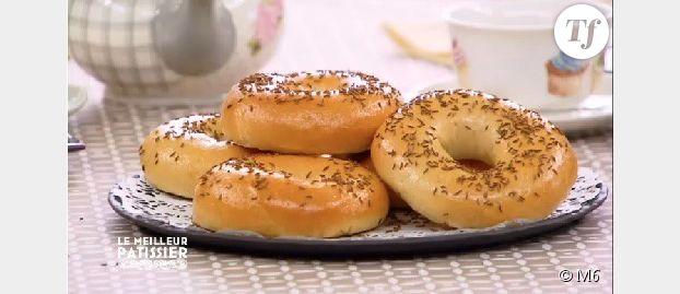 Meilleur pâtissier : recette du Bagel de Mercotte