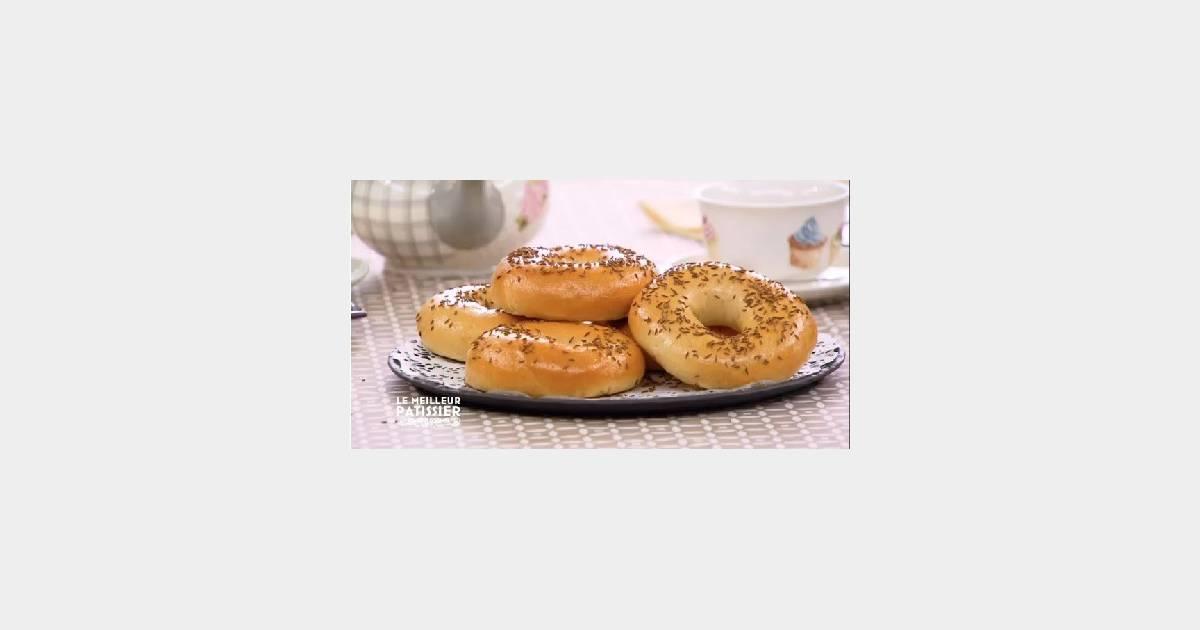Meilleur p tissier recette du bagel de mercotte for Livre cuisine mercotte