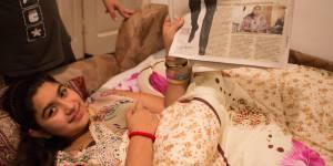 Leonarda : Libération avoue l'avoir payée 50 euros pour son interview