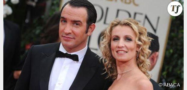 Jean Dujardin confirme sa séparation d'avec Alexandra Lamy