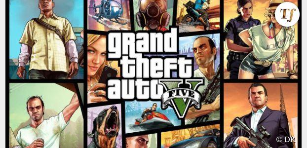 GTA 5 débarque sur PC !