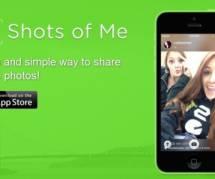 Shots Of Me : le nouveau réseau social pour partager ses selfies
