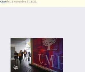 Le Bon Coin : un petit malin vend le siège de l'UMP et Copé s'occupe des visites