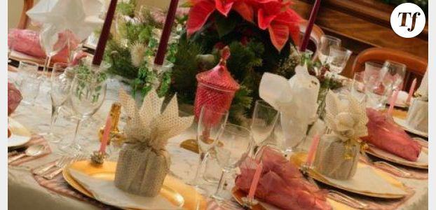 Noël 2013 : comment plier vos serviettes de table pour le réveillon ? - vidéo