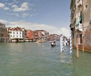 Venise : baladez-vous en gondole via Google Street View